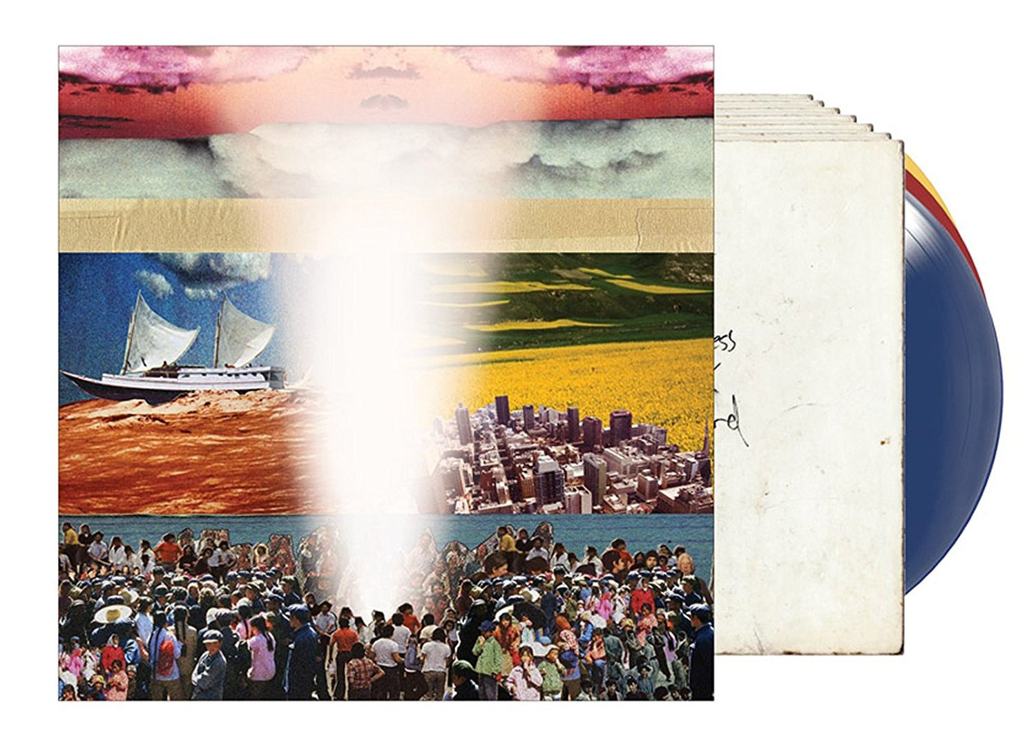 Broken Social Scene - Forgiveness Rock Record Box Set