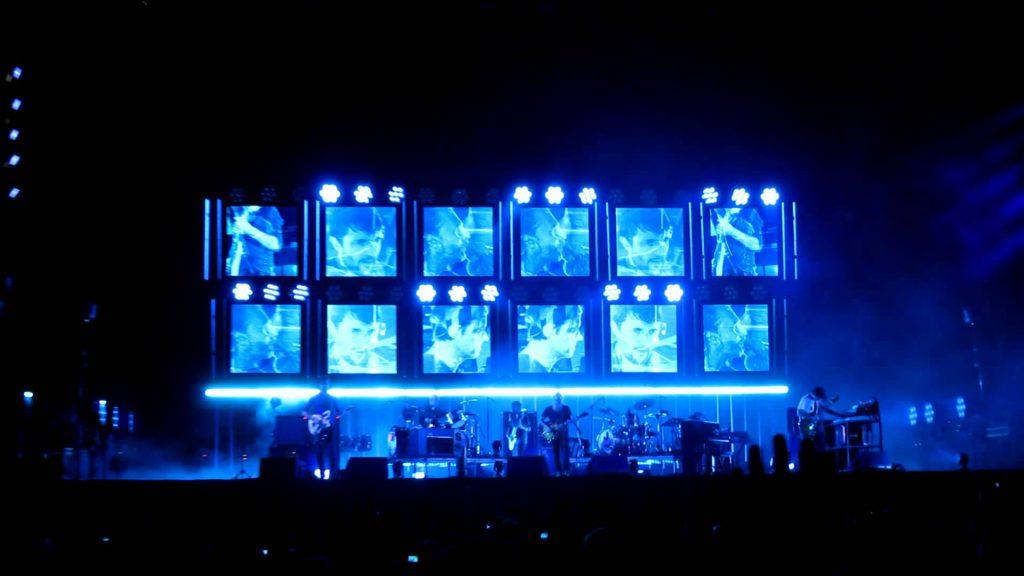 Radiohead Alive 2012
